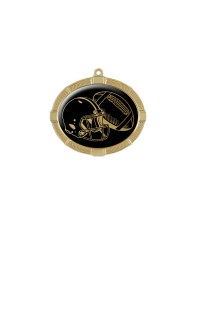 Impact Series Football Medals