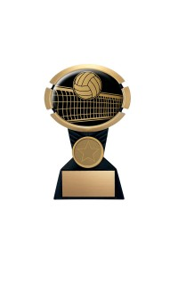 "Impact Series Volleyball Award - 7"" Gold"