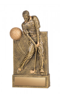 Vison Male Golf Award - 6 1/4""