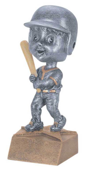Male Baseball Bobble Head