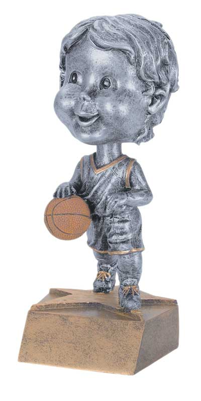 Male Basketball Bobble Head