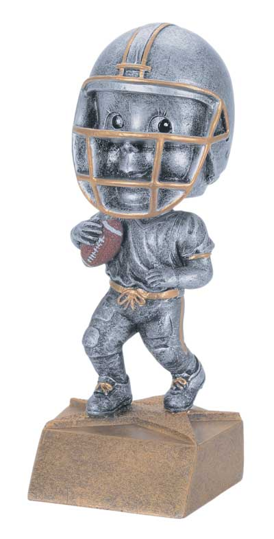 Football Bobble Head