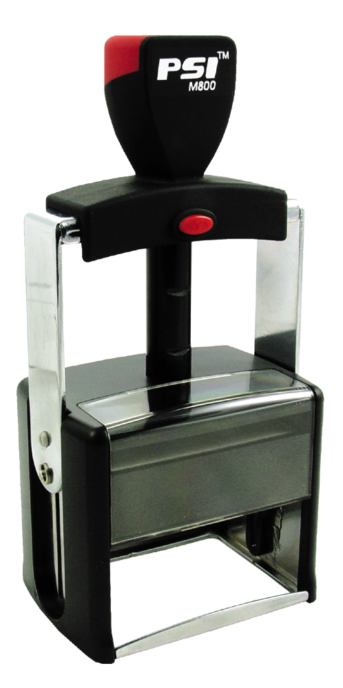 Self-Inking Stamps (Metal Frame)
