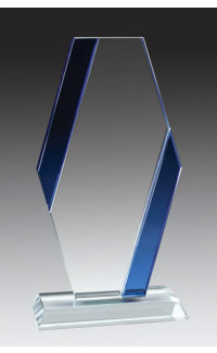 Aqua Series Glass Award