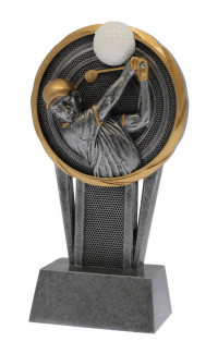 Vortex Male Golf Trophy - 7""