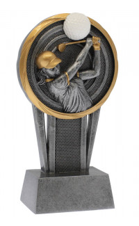 Vortex Female Golf Trophy - 5 1/2""