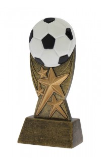 Soccer Orbit Award - 4""