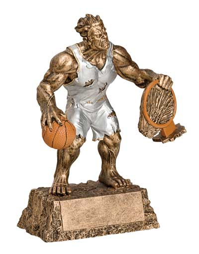 MR-721 Monster Basketball Trophy