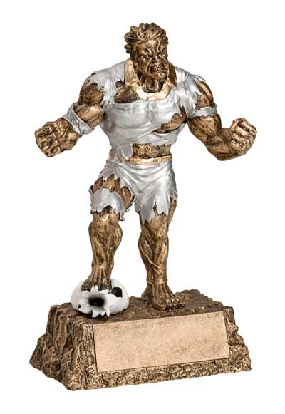 MR-731 Monster Soccer Trophy