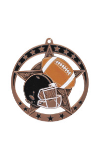 Football Star Series Medal