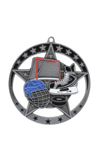 Hockey Star Series Medal