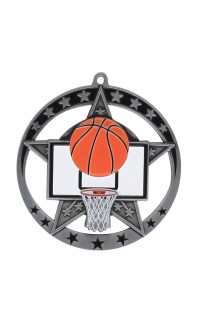 Basketball Star Series Medals