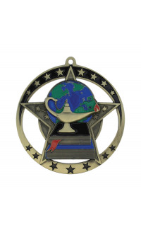 Academic Star Series Medal