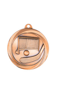 Ball Hockey Vortex Sport Medal