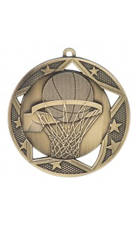 Basketball Galaxy Series Medals