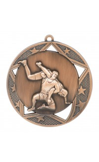 Wrestling Galaxy Series Medals
