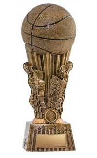 Focus Basketball Trophy - 10""