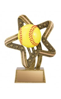 Comet Softball Trophy - 6""