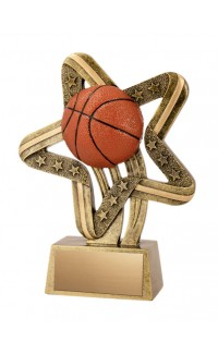Comet Basketball Trophy - 6""