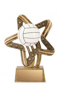 Comet Volleyball Trophy - 6""
