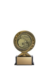 Football Matrix Award - 4 1/2""