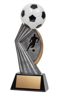 "Silhouette Soccer Trophy - 6 1/2"" - Click Image to Close"