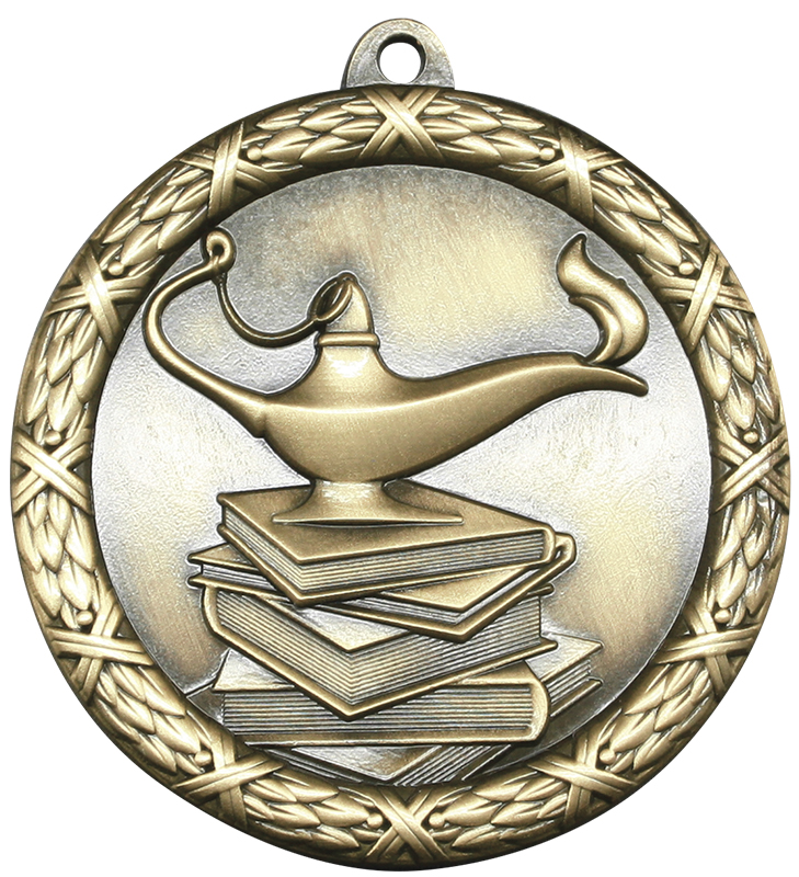 Classic Academic Heavyweight Medal